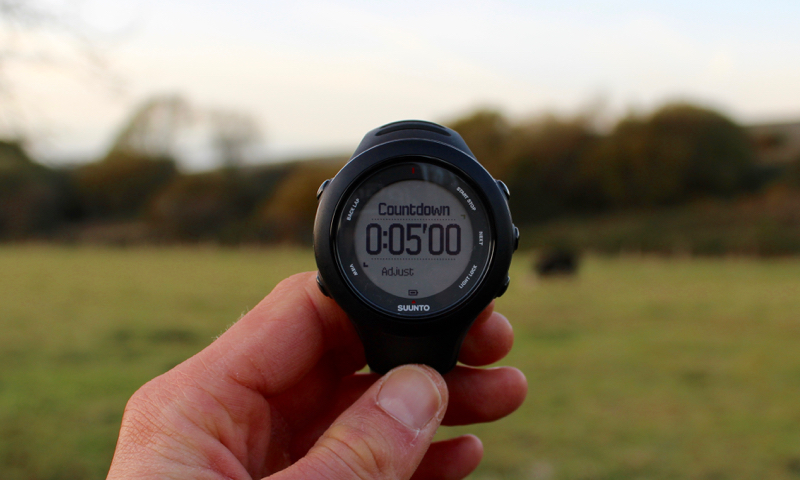 suunto ambit 3 counter