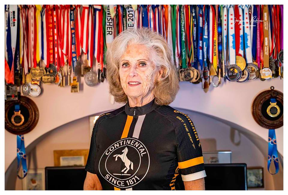 Meet Daphne Belt, the 80-year old triathlete   Wiggle Blog