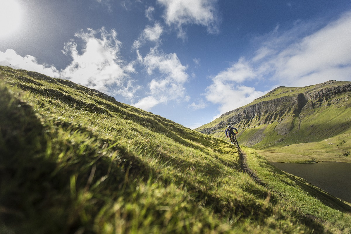 The Faroe Islands - A mountain bike adventure with ...