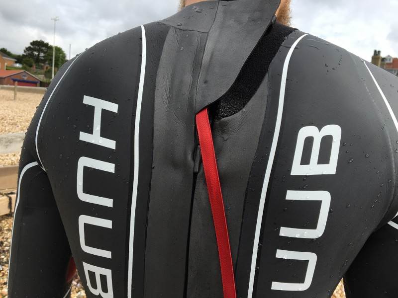 HUUB Archimedes wetsuit review