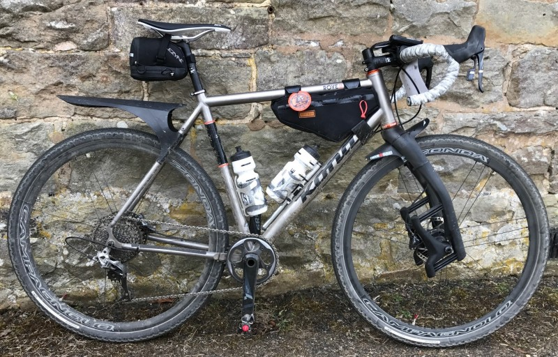 Kitting up for the Dirty Reiver Gravel Ride   Wiggle Blog