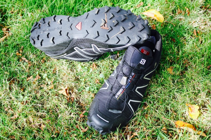 Salomon Speedcross 4 shoes at Wiggle