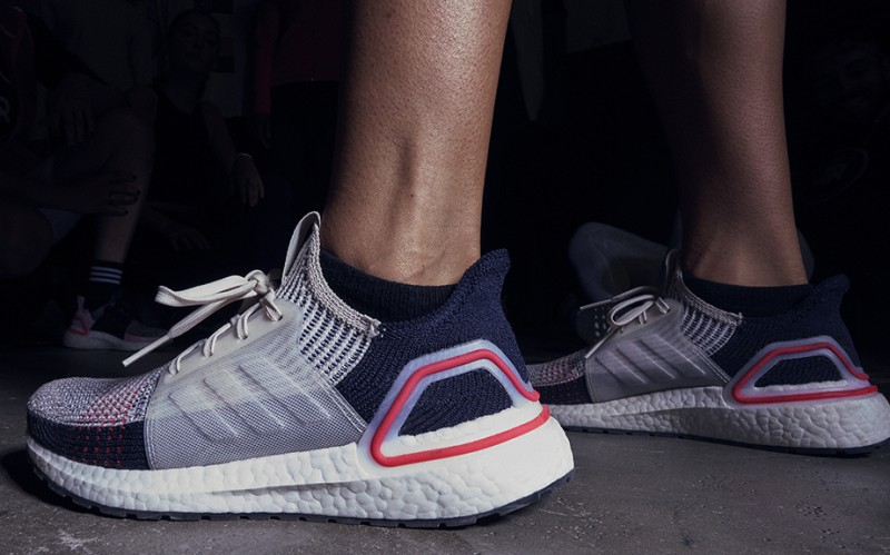 Introducing the adidas UltraBOOST 19. Recoding running.  9ae8949de