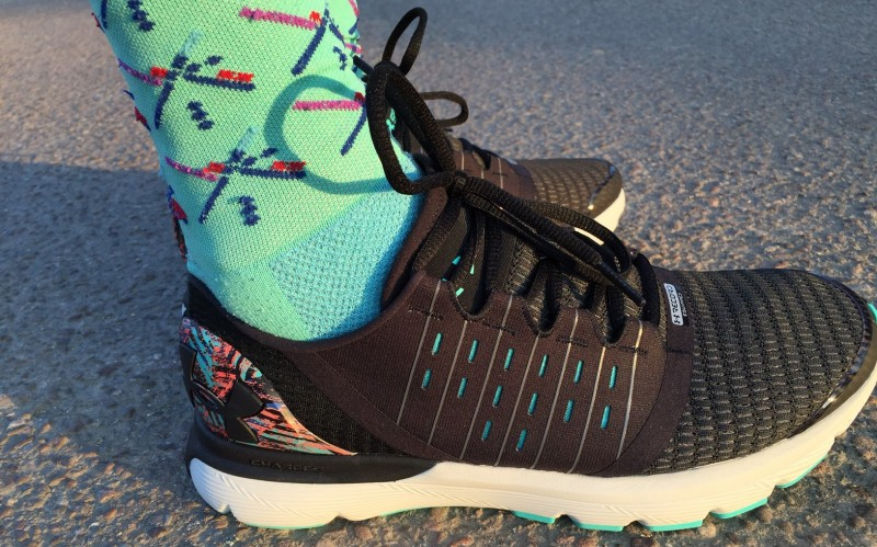 Staff Review - Under Armour Speedform Europa City Record Shoes ...