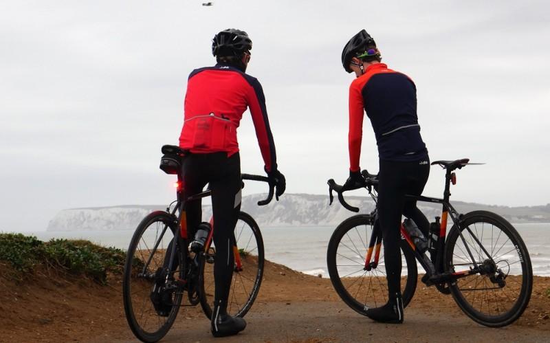 dhb winter cycling kit