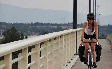My Cycling Journey - Stephanie Kitchen