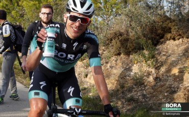 Win a signed BORA Hansgrohe jersey from HIGH5