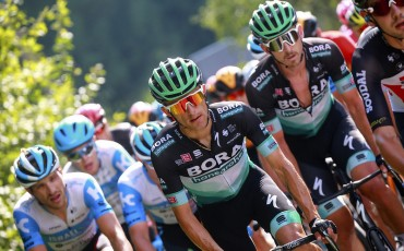 WIN a signed BORA-Hansgrohe jersey PLUS a nutrition bundle from HIGH5