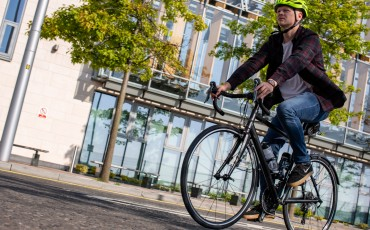 How cycling to work can boost your mood and your wallet