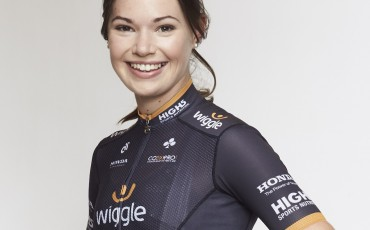 Meet Wiggle High5 Pro Cycling's Amy Roberts