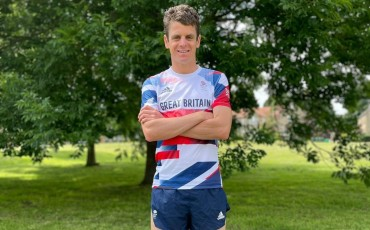 Jonny Brownlee answers your questions about triathlon