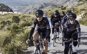 Meet Wiggle High5 Pro Cycling's Audrey Cordon-Ragot
