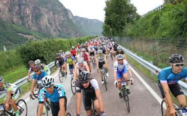 Team Wiggle at the 2015 Giro Delle Dolomiti