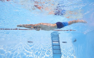 How to build confidence in the pool as an adult