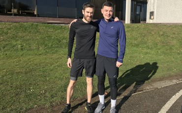 Josh & Gav's 10K training challenge