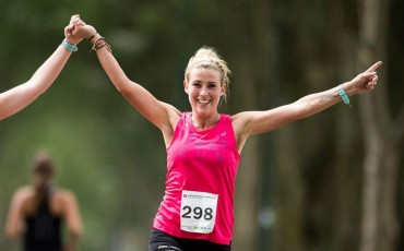 How to smash your goals when you run a marathon for charity