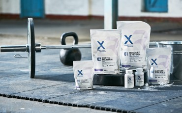 Win the whole X-Functional Training Range from Reflex