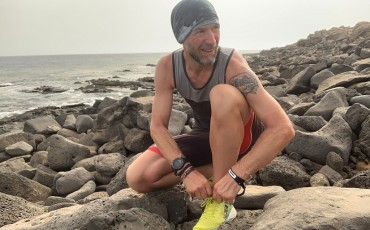 From hardcore smoker to the London Marathon. Meet Tom Pullinger.