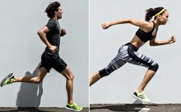 adidas Running Ultra Boost launch