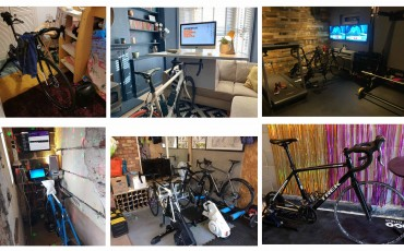Six ways to create the perfect turbo training space