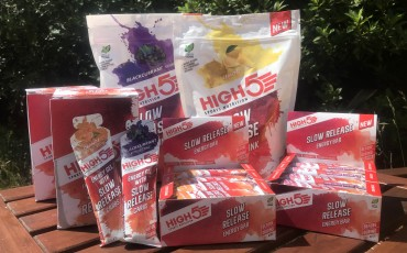 WIN everything from the HIGH5 Slow release range