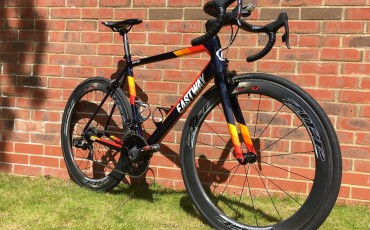 Staff Bike Check: Neil Towns' Eastway Emitter R0 - with SRAM eTAP!
