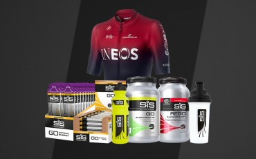 WIN a signed Team Ineos jersey PLUS a nutrition bundle from Science in Sport