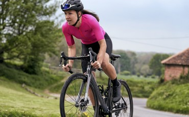 Dani Rowe counts down to Ride London