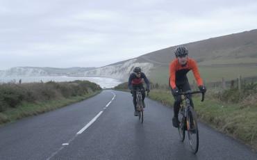 dhb rain defence range cycling isle of wight