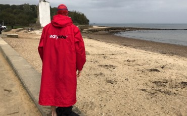 Staff Review - Dryrobe Advance long sleeve