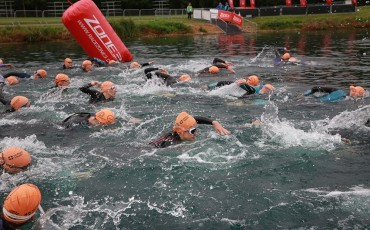 WIN entry to the Blenheim Palace Triathlon PLUS full triathlon kit from Zone3
