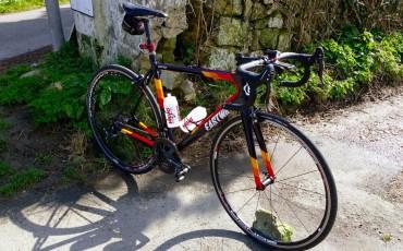 Staff bike check: Tim Wiggins - Eastway Emitter R0