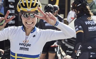 Meet Wiggle High5 Pro Cycling's Emma Johansson