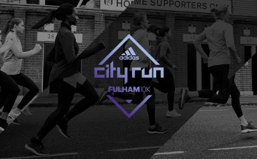 Win a place at adidas City Run Fulham 10K
