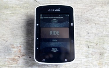 Staff Review - Garmin Edge 520 GPS Cycle Computer