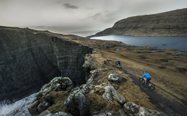 Faroe Islands Mountain Biking