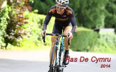 image of Tim Wiggins racing for Team Wiggle