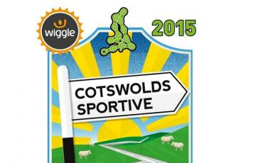 Wiggle Cotswolds Sportive logo image