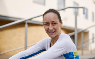 Nikki Bartlett reveals the secret to her triathlon success