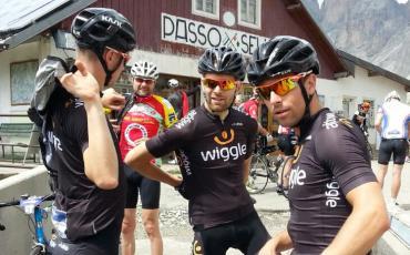 Ben Simmons conquers the Giro Delle Dolomiti