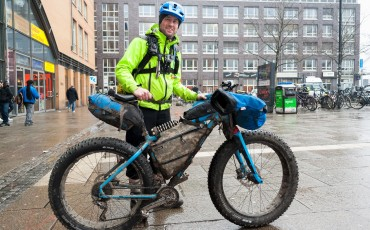 Meet Karl Booth - Fat Bike Bikepacking Bonkers... 5 Top Tips