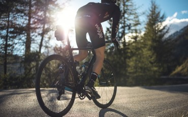 Gearing up to ride an 'Everesting'