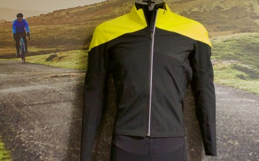 Staff Review - Mavic Cosmic Pro SO H2O Jacket