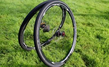 Staff Review - Novatec CXD Clincher Disc Brake Wheelset