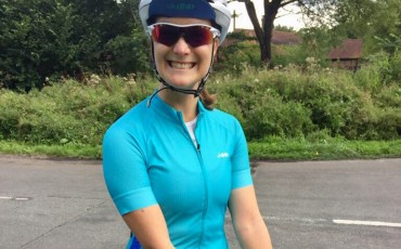 My Cycling Journey - Kirsty Smith