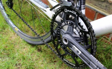 Testing the advantages of Rotor Oval Q-Ring Chainrings