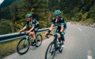 How do BORA-Hansgrohe fuel for the Tour de France?