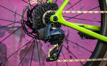 SRAM Force eTap AXS: First look