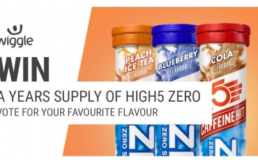 Vote for the new HIGH5 ZERO flavour for your chance to WIN