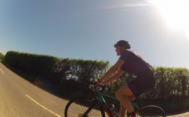My Cycling Journey - Rebecca Clarke